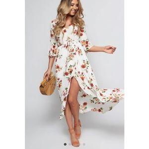NanaMacs Wrap Dress